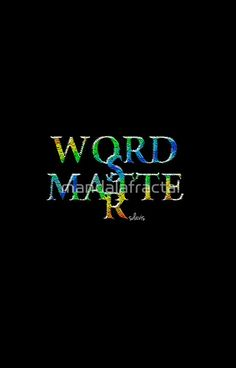 Words Matter 7C