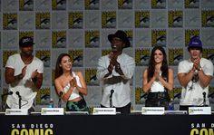 "Foto in ""The 100 bei San Diego Comic-Con International 2015"" - GoogleFotos"