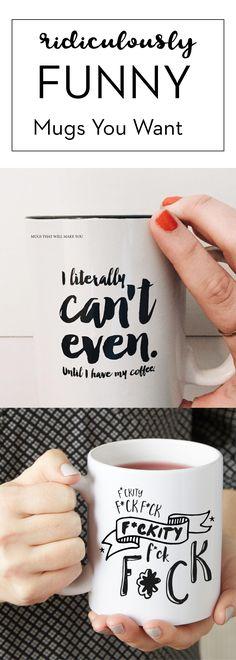 #mugs on mugs on mugs - for a cup of #sass