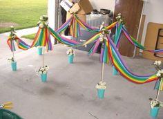 How To Make Bridge for Rainbows/Brownies Bridging Ceremony