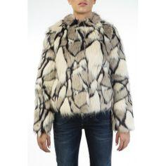 Splendid γούνινο πανωφόρι Fur Coat, Winter, Jackets, Fashion, Winter Time, Down Jackets, Moda, Fashion Styles, Fashion Illustrations
