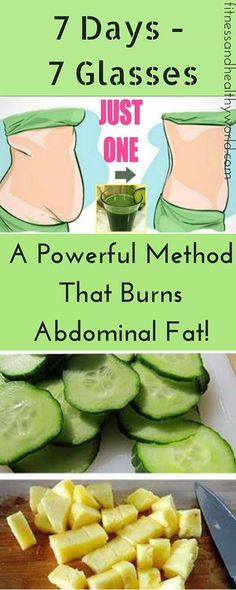 #powerful #method #Fat#Weight loss #Abdominal fat