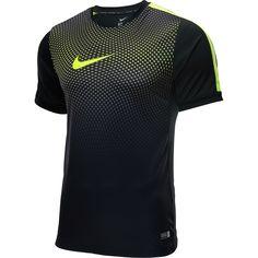 NIKE Men's GPX I Short-Sleeve Soccer T-Shirt - SportsAuthority.com Sport Shirt Design, Shirt Print Design, Sports Jersey Design, Sport T Shirt, Shirt Designs, Playeras Dry Fit, Nike Outfits, Sport Outfits, Camisa Nike