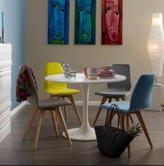 Nieuw binnen! Stoelen met veel mogelijkheden ontwerp je eigen stoel!