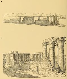 Temple of Amon-Re at Luxor (2)