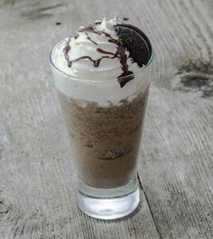Oreo Caffee Hugo Restaurant, Oreo, Ice Cream, Pudding, Treats, Desserts, Food, Ice Creamery, Flan