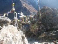 Gate of Phu Annapurna http://www.nepalmotherhousetreks.com/manslu-trekking-with-nar-phu-valley.html