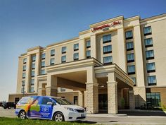 Winnipeg (MB) Hampton Inn by Hilton Winnipeg Canada, North America Stop at Hampton Inn by Hilton Winnipeg to discover the wonders of Winnipeg (MB). The property features a wide range of facilities to make your stay a pleasant experience. Take advantage of the hotel's free Wi-Fi in all rooms, 24-hour front desk, facilities for disabled guests, express check-in/check-out, luggage storage. Guestrooms are designed to provide an optimal level of comfort with welcoming decor and som...