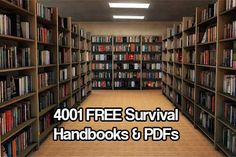 FREE Survival Handbooks & PDFs. This mother load of all free survival PDFs and manuals. They are separated into categories so its super easy to browse