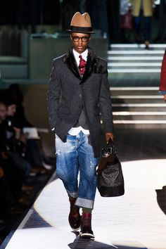 Ready to Go Look: Dsquared Men Collection Fall 2013