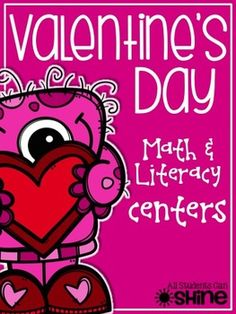 10 centers for Valentine's Day!