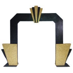 Art Deco Entrance - Theme Works