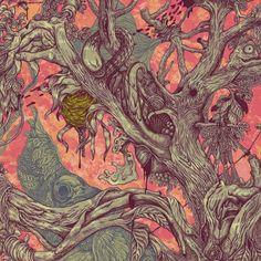 Wrath of Naturally, an art print by Maethawee Chiraphong - INPRNT Bizarre Art, Weird Art, Buy Prints, Canvas Prints, Surrealism Painting, Thai Art, Art Station, Surreal Art, Art Fair