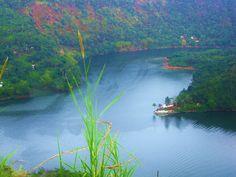 Utuado with its lakes