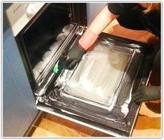 Nueva Mentes: ¿Tu horno ha llegado a un punto de suciedad incrustada imposible de quitar? Límpialo con este truco