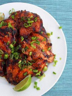 Recipes-Fitness |   Asian BBQ Chicken