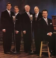 Cathedral Quartet. Step into the Water, wade out a little bit deeper....
