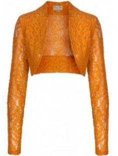 Blondebolero fra Lindy Bop Lavender Roses, Rockabilly, Sweaters, Fashion, Moda, Fashion Styles, Sweater, Fashion Illustrations, Sweatshirts