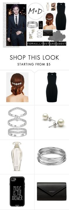 """""""Formally Out And About"""" by hannnahsuzanne ❤ liked on Polyvore featuring Jon Richard, Boutique Moschino, Victoria's Secret, Aqua, Casetify, Balenciaga, formal, 5sos, michaelclifford and 5secondsofsummer"""
