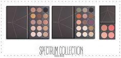 aGwer / blog kosmetyczny, wizaż i nie tylko!: ZOEVA Spectrum Collection: ROZDANIE!