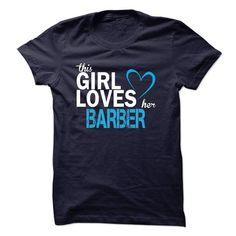 BARBER T-Shirts, Hoodies (23$ ==► Order Shirts Now!)