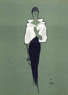 René Gruau by leigh