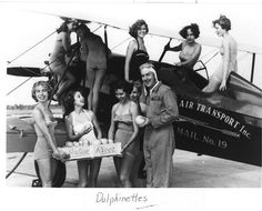 We didn't have UPS back then, but Hale still shipped premium #citrus to customers fast! #tbt #airmail #1940s