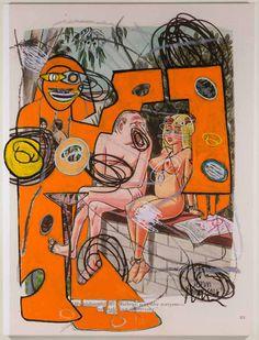 Richard Prince at Sadie Coles - Free Love #213, 2015