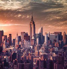 NYC beauty.