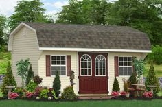 Classic Vinyl Sided Maintenance Free Sheds for sale in PA. Buy a vinyl maintenance free shed in PA, NJ, NY, CT, DE, MD, VA, WV and beyond. Call 717-442-3281 for a FREE Estimate.
