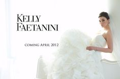 Kelly Faetanini bridal collection