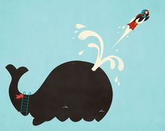 Poster | AVIAN CANNONBALL von Jay Fleck | more posters at http://moreposter.de