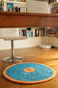 Catifa de 'trapillo' / alfombra de trapillo / 'trapillo' carpet