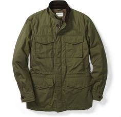 Club Monaco M65 Jacket in Green for Men (olive)