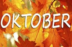 Cards, How To Make, Things To Sell, Medium, Hello October, Last Working Day Mail, October 1, Birth Month, Hello Autumn