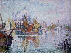Paul Signac. 1863-1935