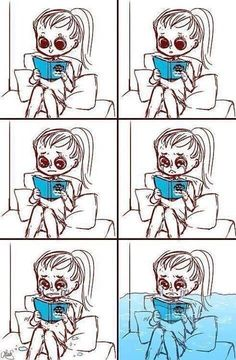 Reading The maze runner-death cure<<Page 250 << this is totaly me