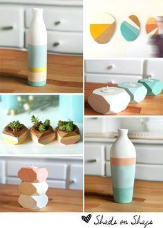 cool colours from pattern designer Joelle Wehkamp from sjoesjoe