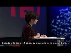 TED Talks - Isabel Allende - Tales of passion (Subtitulado Español) - YouTube