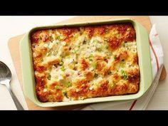 Chicken Cordon Bleu Bubble-Up Bake Recipe - Pillsbury.com