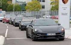 O Mission E é o primeiro eléctrico da Porsche, poderá oferecer até cerca de 600 cv e o lançamento do mercado ocorrerá ainda antes de 2020