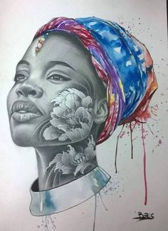 FEATURE: The Empowering Art of Brazilian Graffiti Artist & Illustrator Adelson Boris - AFROPUNK