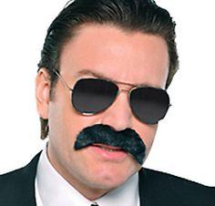 Gangster Moustache  sc 1 st  Pinterest & 16