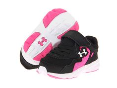 Under Armour Kids UA Infant Assert III (Infant/Toddler) awesome! My girls need new shoes!