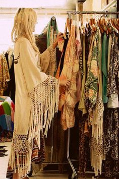 The Boho searches for fringe, fringe, fringe <3