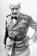 Gabriele D'Annunzio (Pescara, 1863 - Gardone Riviera, 1938)