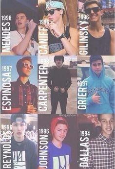 Magcon boys!! They may have broken up but they will always be family.