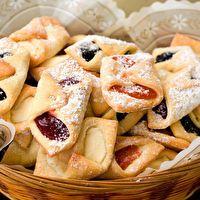 Polish Kolaczki Cookies by Tastebook