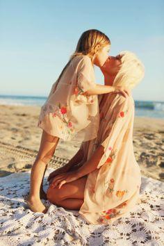 wild and whimsy : mommy & me kimonos