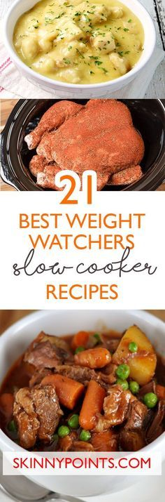21 Best Weight Watchers Slow Cooker Recipes With Smartpoints